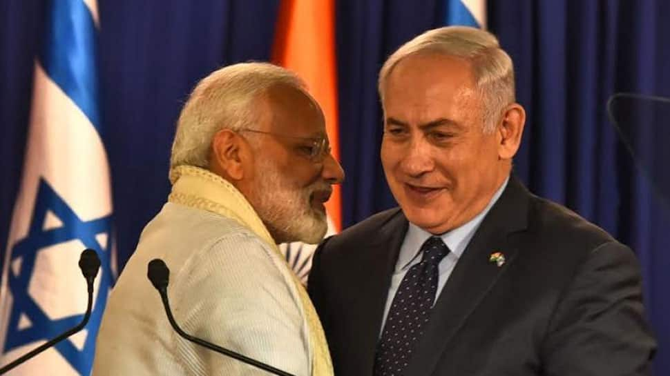 Israeli PM Benjamin Netanyahu to arrive in India today, meet PM Modi, Sushma Swaraj