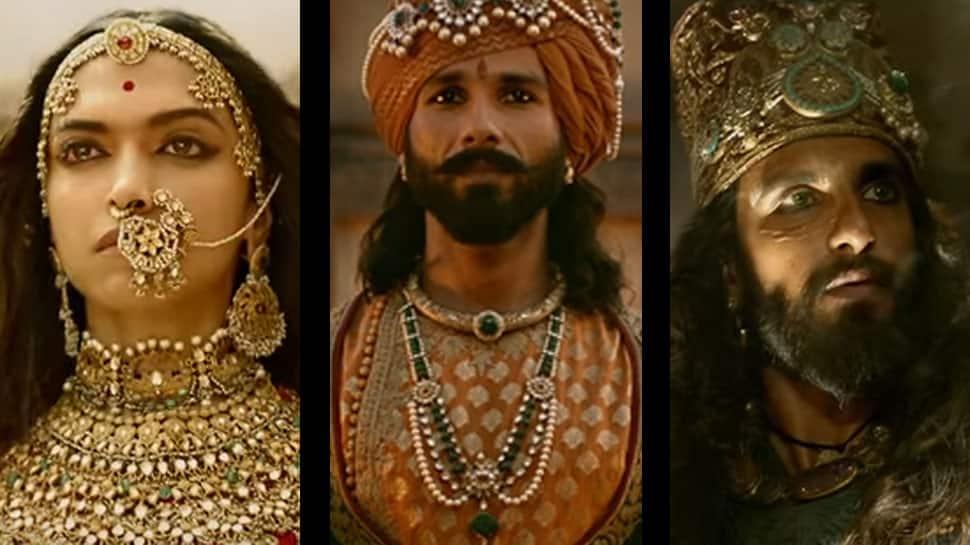 Padmaavat: Here's the latest about Deepika Padukone, Shahid Kapoor and Ranveer Singh starrer