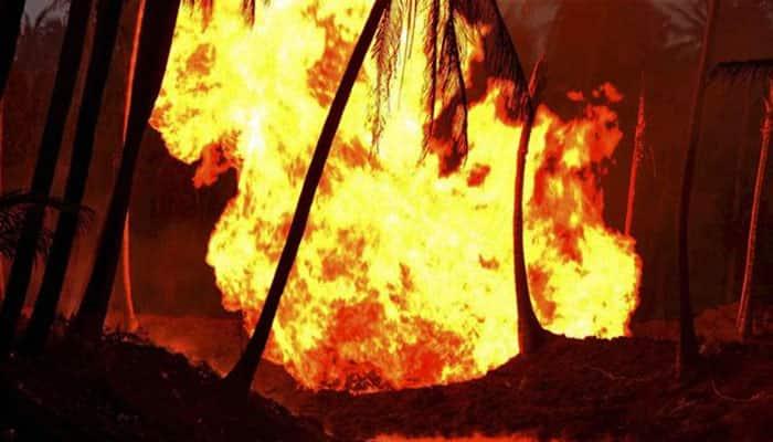 Minor gangrape victim sets herself ablaze, dies