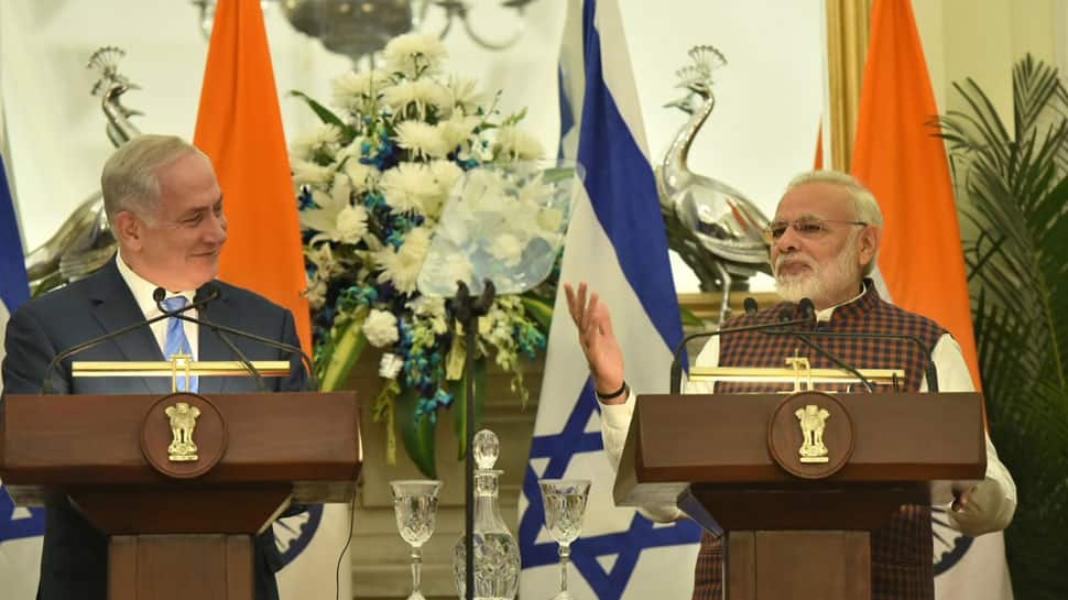 India, Israel sign 9 agreements, including those on cyber security, oil and gas
