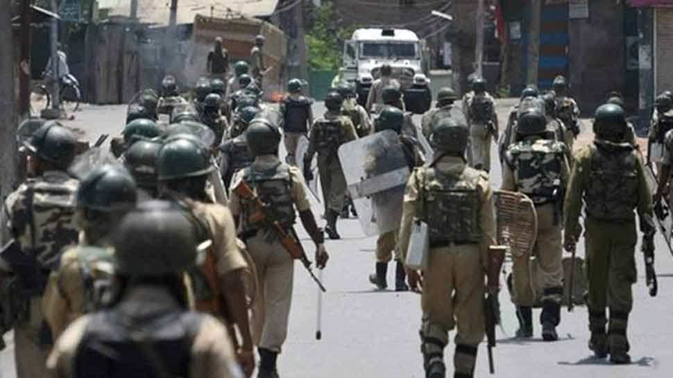 Republic Day: Security forces on heightened alert in Srinagar