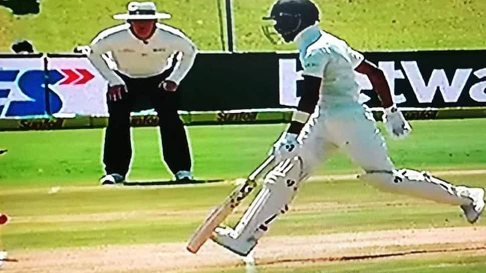 India vs South Africa: Hardik Pandya clobbered on Twitter after bizarre run-out