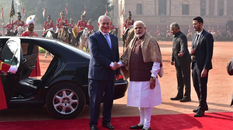 India-Israel partnership is of hope and trust: PM Narendra Modi