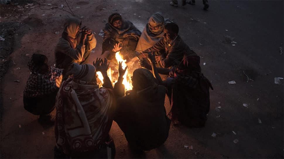 North India reels under intense cold, Kargil records -20 deg C