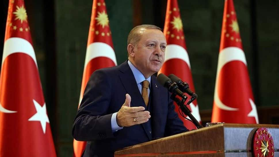 Turkish President threatens to `nip in the bud` new US-backed Syria force