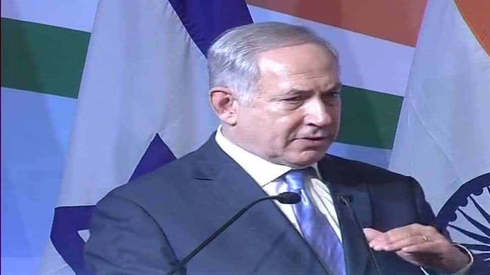 Israeli PM Benjamin Netanyahu to inaugurate Raisina Dialogue on Tuesday