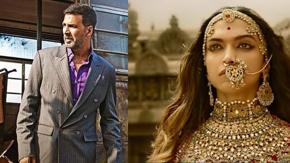 PadMan Vs Padmaavat: Who will you pick- Akshay Kumar or Deepika Padukone?