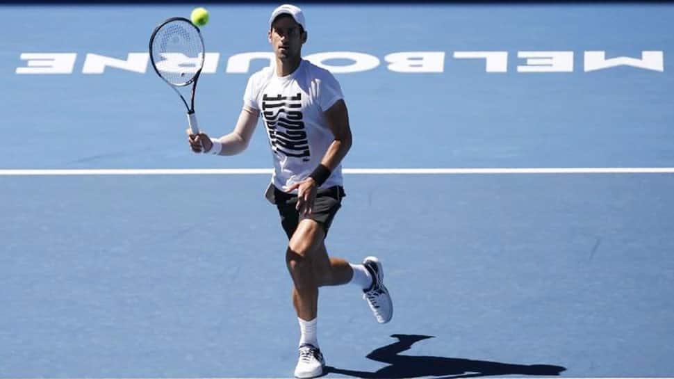 Novak Djokovic dismisses talk of boycott over Australian Open prize money
