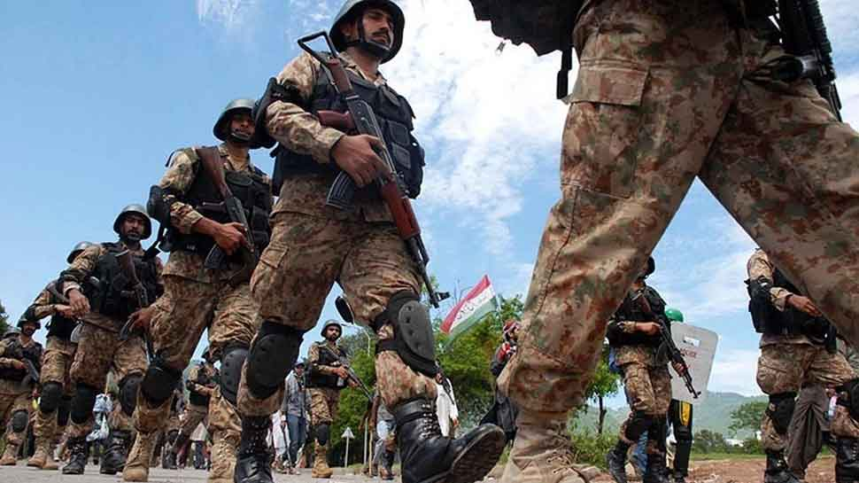 Six Pakistan security men killed in attacks in Balochistan