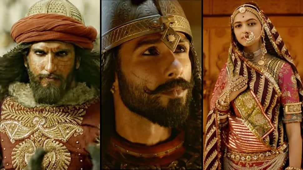 Deepika Padukone, Shahid Kapoor and Ranveer Singh starrer Padmaavat: Things to look forward to
