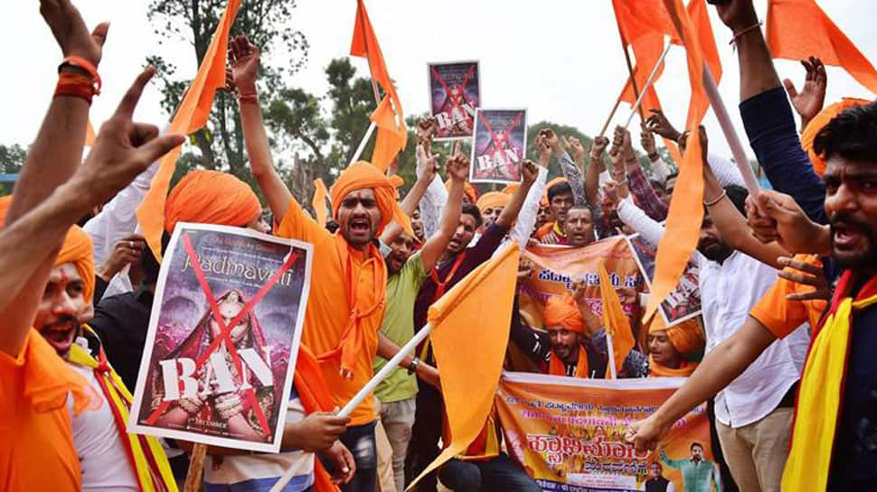 Nothing less than nation-wide ban on Padmaavat: Rajput Karni Sena firm on demand