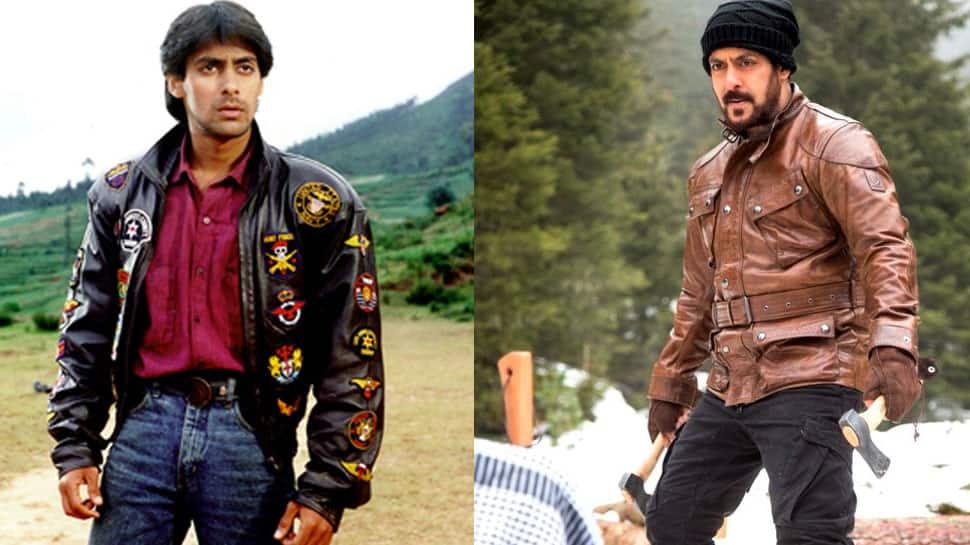 Salman Khan to go back to 'Maine Pyar Kiya' look for 'Bharat'