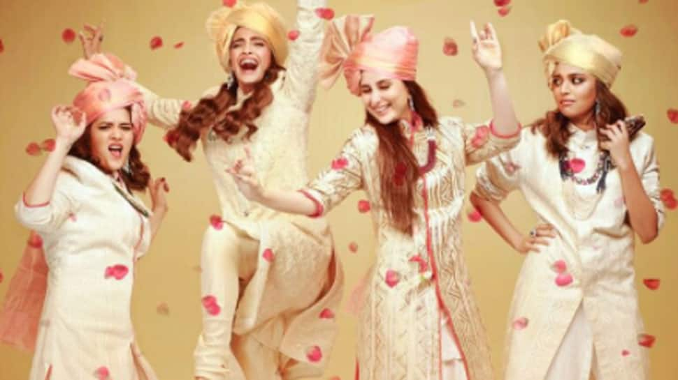 Get ready for Kareena Kapoor Khan, Sonam Kapoor's 'Veere Di Wedding'—New poster inside