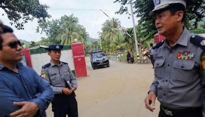 7 ethnic Rakhine killed as Myanmar police open fire at riot