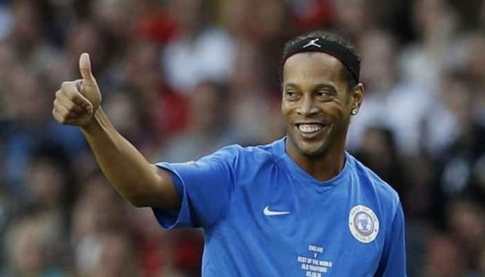 Brazil great Ronaldinho to retire, says brother