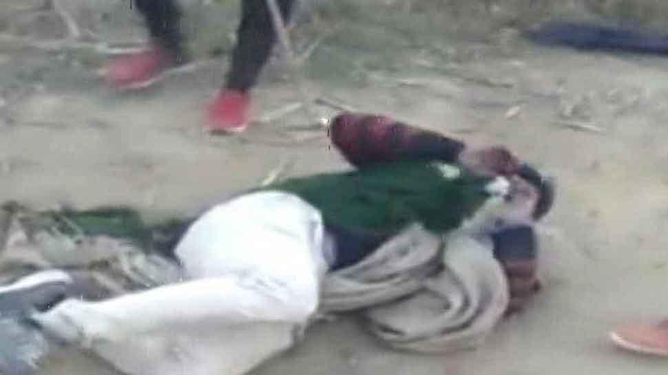 Uttar Pradesh: Tension in Muzaffarnagar village after Dalit man beaten up