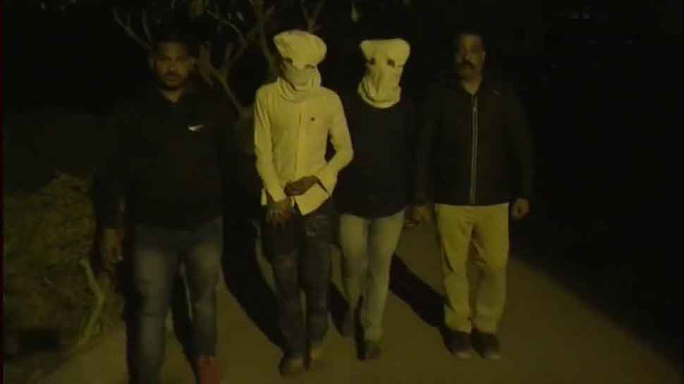 Faridabad gangrape: Two accused arrested from Rajasthan