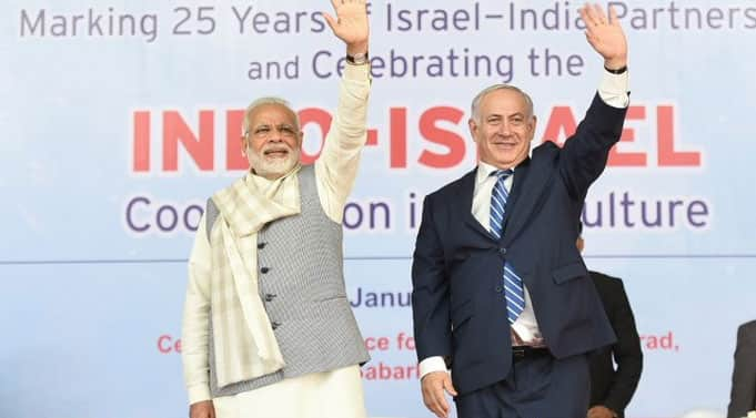 After Gujarat, Israeli PM to pay tribute to 26/11 victims, meet top CEOs, Bollywood stars in Mumbai