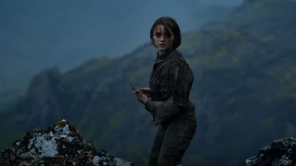 Maisie Williams aka Arya Stark is nervous for Game of Thrones season 8