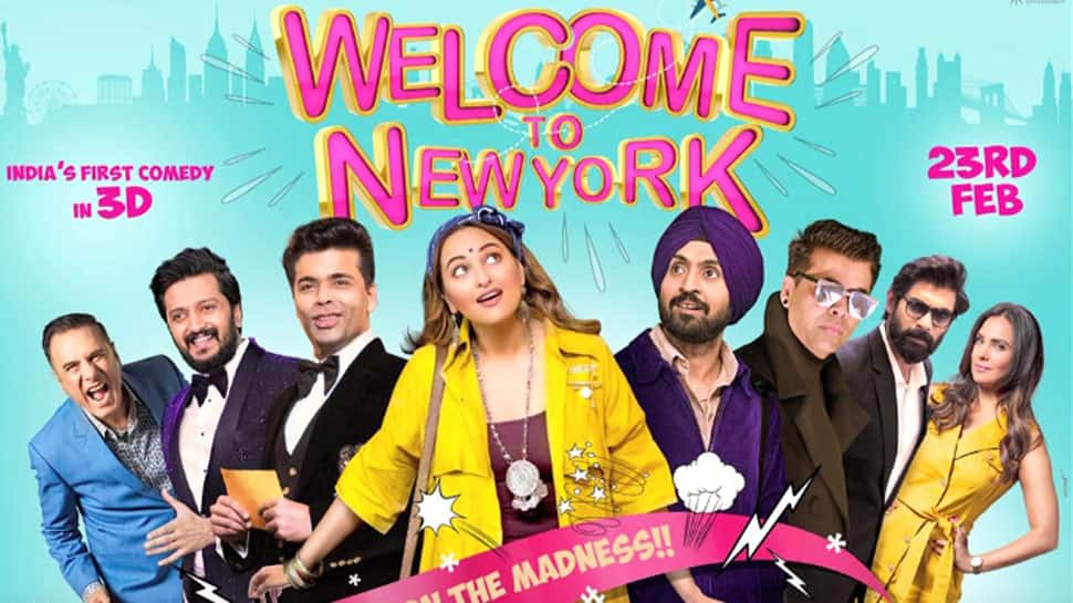Karan Johar, Diljit Dosanjh, Sonakshi Sinha join forces for 'Welcome to New York'—Watch their 'chat leaked'