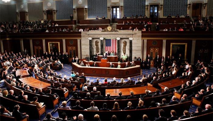 US House passes stopgap spending bill to avoid govt shutdown