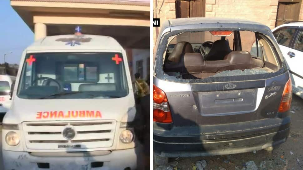 J&K: Terrorists hurl grenade at Pulwama police station, 4 policemen injured