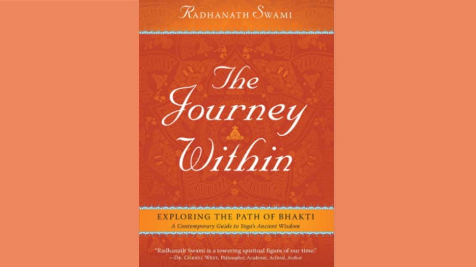 ISKCON head's new book 'The Journey Within' launched