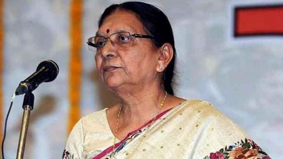 Ex-Gujarat CM Anandiben Patel appointed Madhya Pradesh Governor