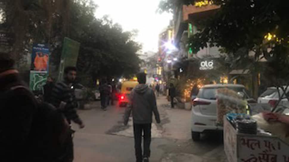 Hauz Khas Village: Inferno in waiting