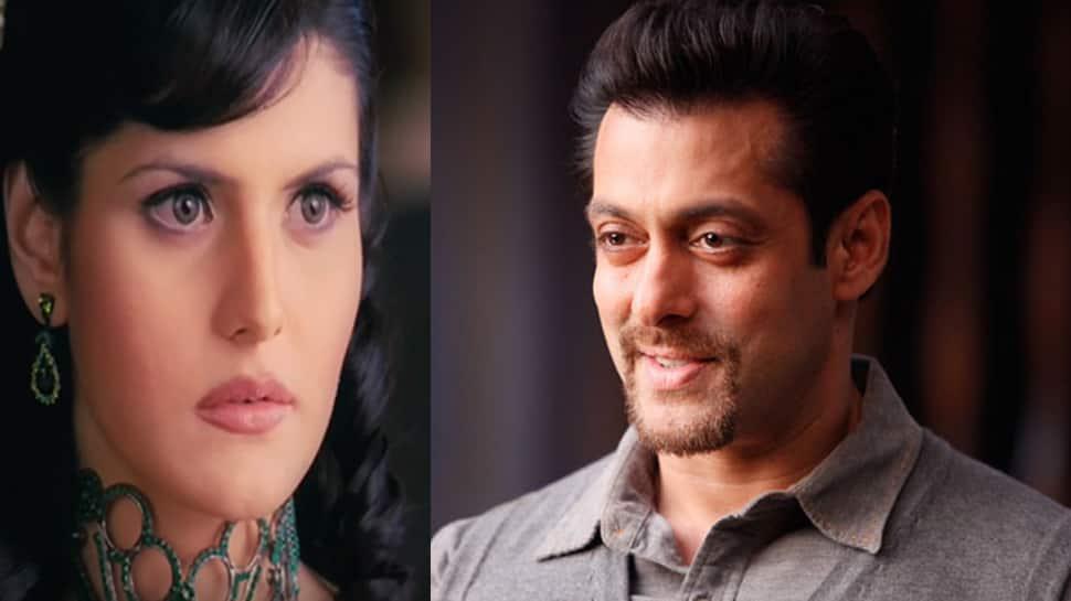 Got a dream debut with Salman Khan, says Zareen Khan