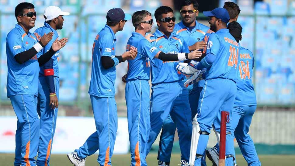 India edge Pakistan to win Blind Cricket World Cup