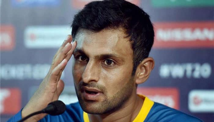 Injured Shoaib Malik returns home after being ruled out of T20 series