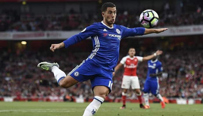 EPL: Eden Hazard strikes to bring up century in Chelsea win