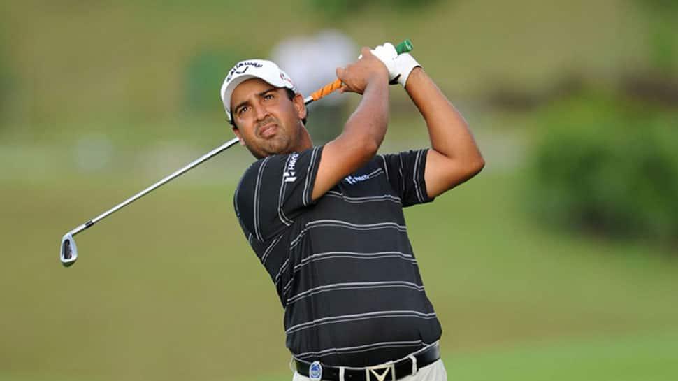 Shiv Kapur still best Indian in weather-hit Singapore Open golf