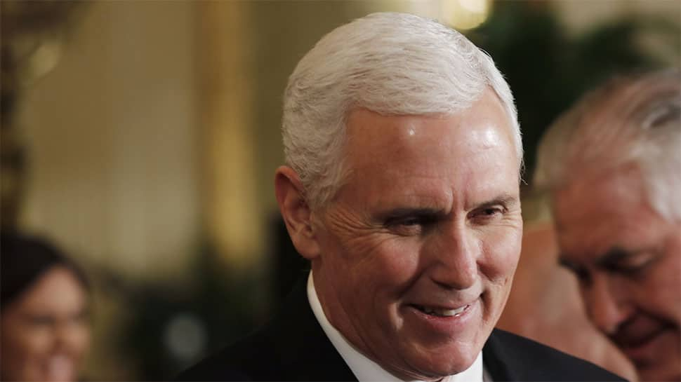 US Vice President Mike Pence meets Egyptian President on Mideast tour amid Arab anger over Jerusalem