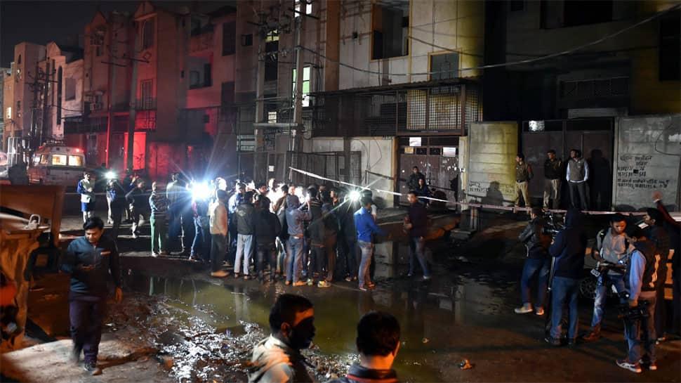 17 killed in fire in Bawana industrial area; Delhi govt orders probe