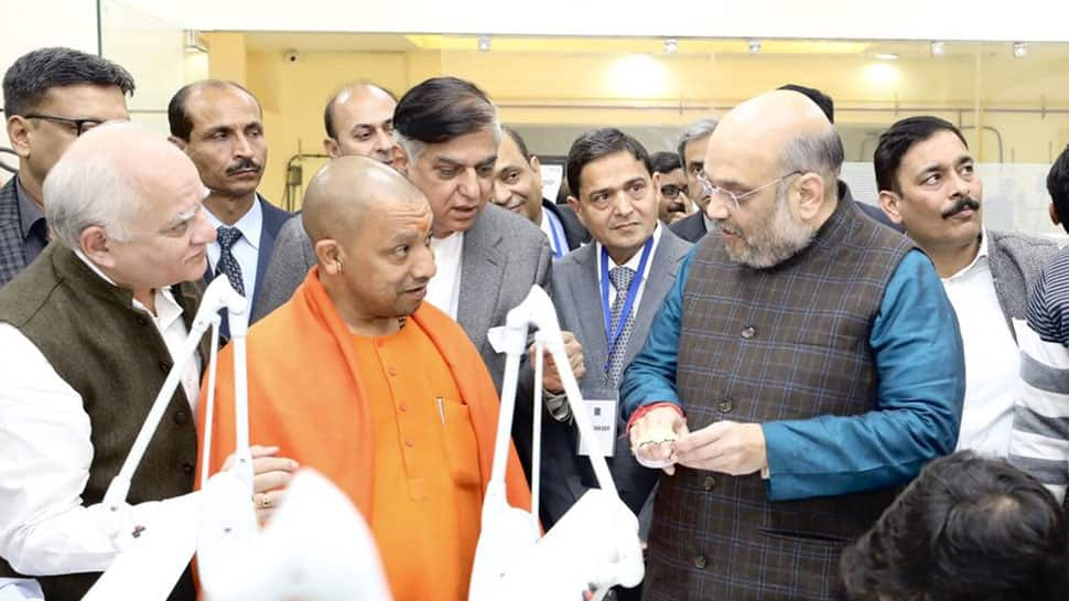 UP will top developmental charts by 2022 when state elects next Assembly: Amit Shah