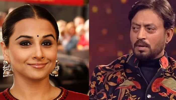 63rd Jio Filmfare Awards: Irrfan Khan, Vidya Balan win best actors' award