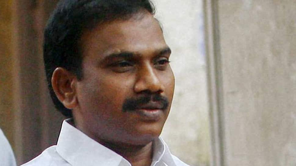 'Contract killer' Vinod Rai was hired to finish UPA-II, should be prosecuted: A Raja