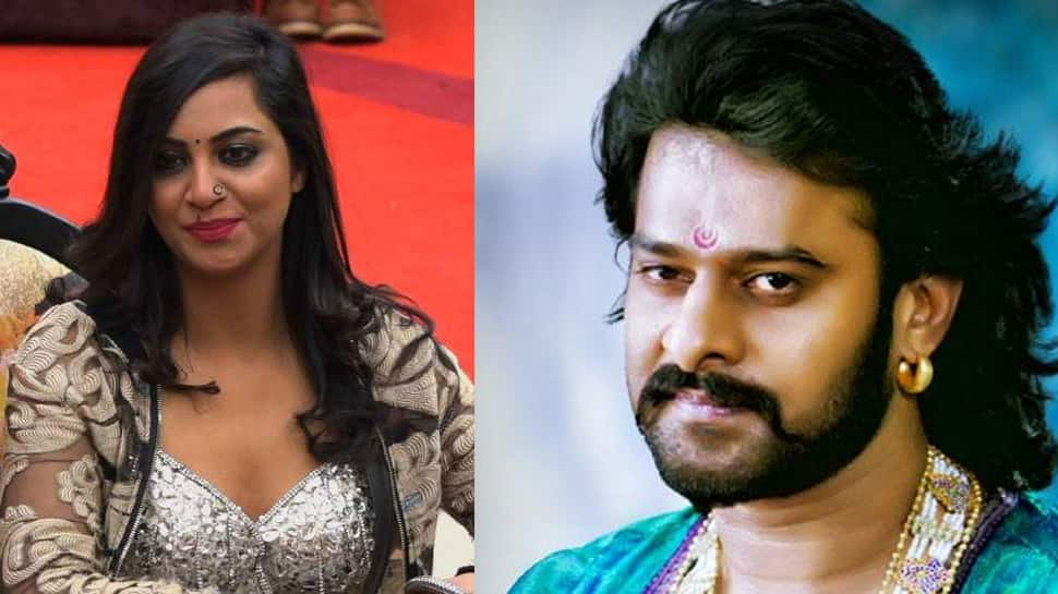 Bigg Boss 11 contestant Arshi Khan to star in a film with Baahubali actor Prabhas?