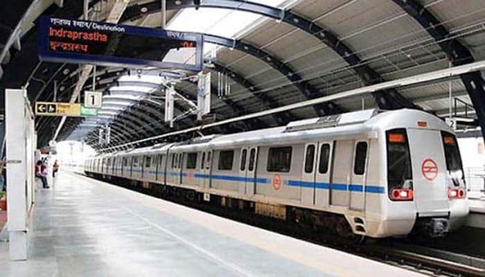 CISF recovers 20 live cartridges from woman at Delhi metro station