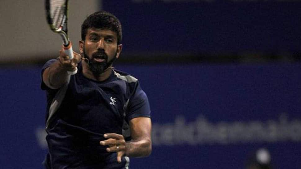 Rohan Bopanna, Divij Sharan lose in men's doubles at Australian Open