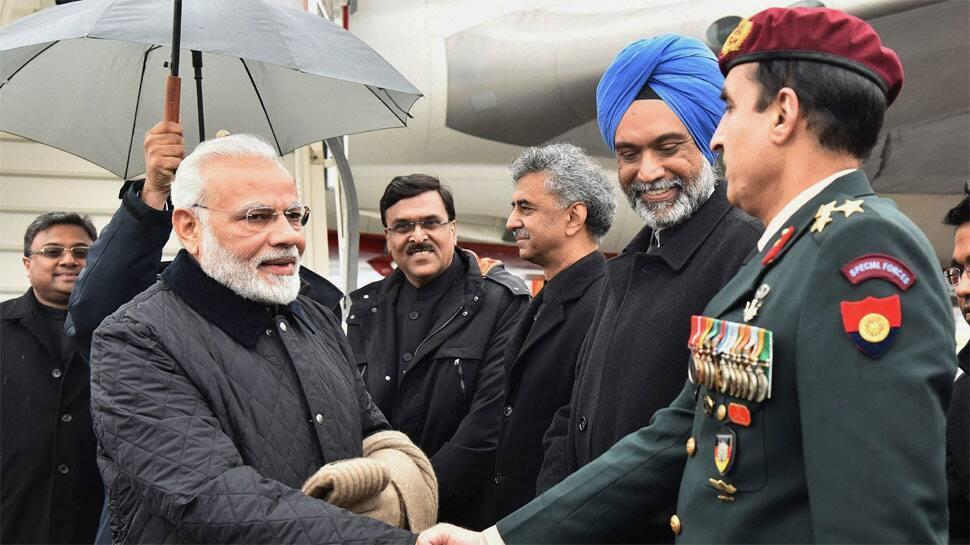 World Economic Forum: PM Narendra Modi to share India's vision on Tuesday