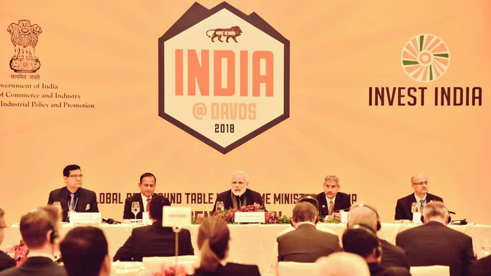 India means business: Modi tells top CEOs with eye on job creation