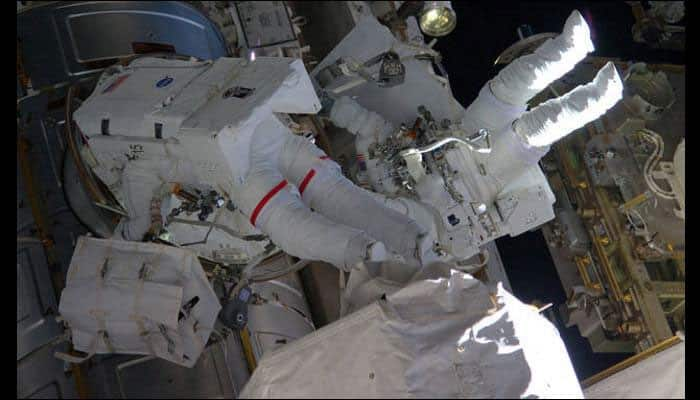 Astronauts all set to venture out of the ISS for 2018's first spacewalk today
