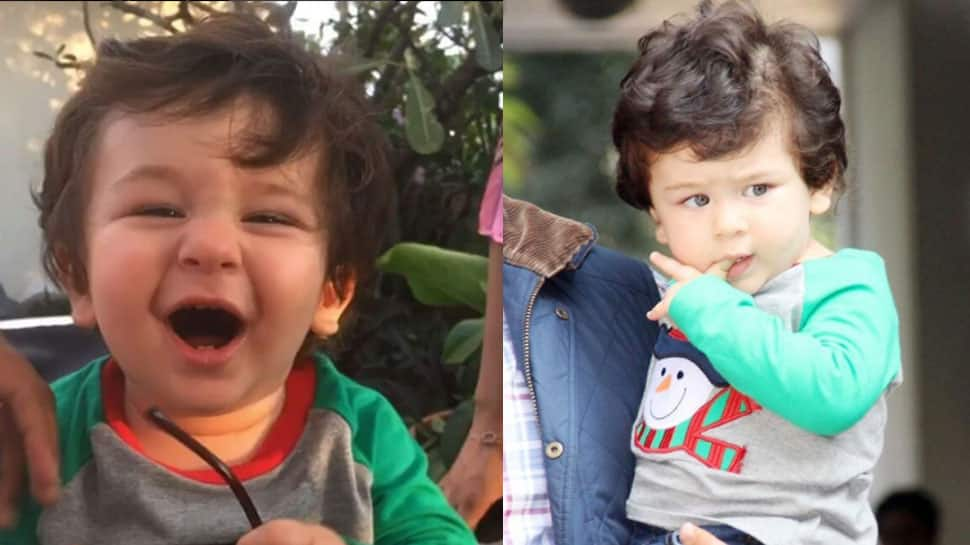 Taimur Ali Khan and mommy Kareena's unseen pic from Pataudi Palace is totally unmissable!