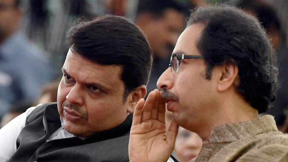 The BJP-Shiv Sena alliance in Maharashtra, in numbers