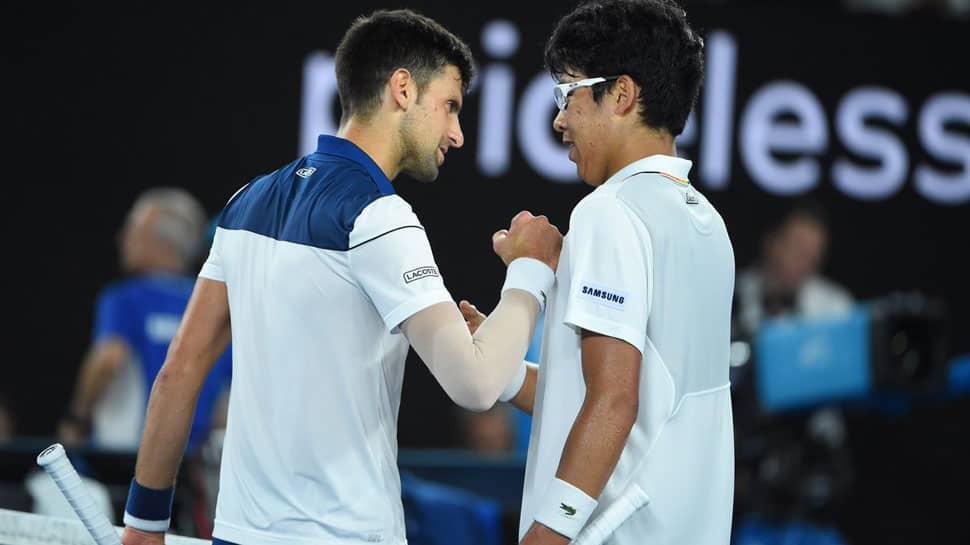 Australian Open Weak eyesight no hindrance for 'Professor' Chung Hyeon