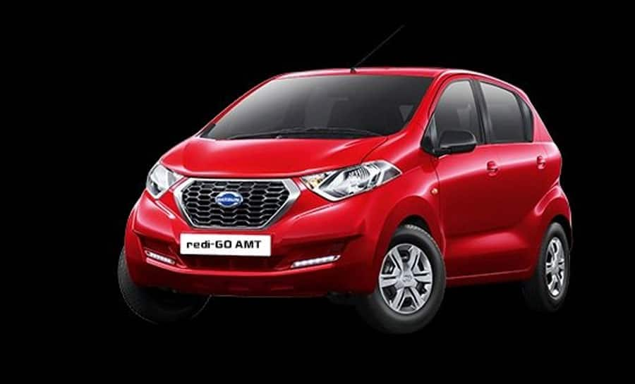 Datsun redi-GO AMT launched in India at Rs 3.80 lakh
