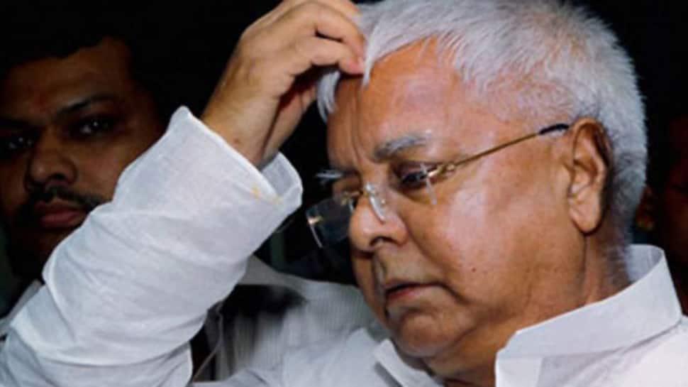 RJD chief Lalu Prasad faces verdict in third fodder scam case today